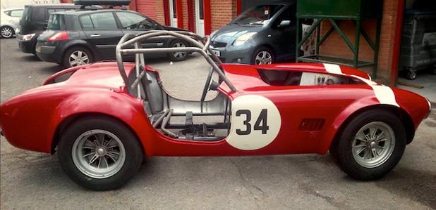 1964 A C Cobra 289 -1