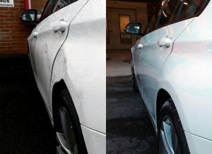 BMW BEFORE AND AFTER 3